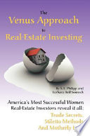 The Venus Approach to Real Estate Investing Book
