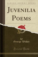 George Wither Books, George Wither poetry book
