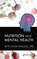 Nutrition and Mental Health Pdf/ePub eBook