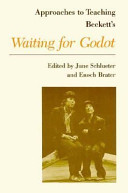 Pdf Approaches to Teaching Beckett's Waiting for Godot