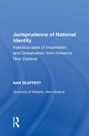 Jurisprudence of National Identity