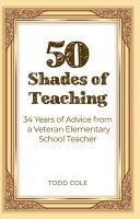 50 Shades of Teaching Book