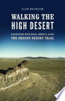 Walking the High Desert Book