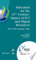 Education for the 21st Century   Impact of ICT and Digital Resources