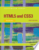 HTML5 and CSS3, Illustrated Introductory