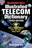 McGraw Hill Illustrated Telecom Dictionary