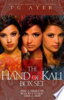 The Hand of Kali Box Set  Books 1 3