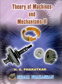 Theory of Machines and Mechanisms - II