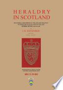 Heraldry in Scotland - J. H. Stevenson
