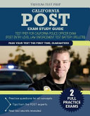 California Post Exam Study Guide