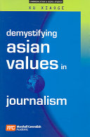Demystifying Asian Values in Journalism