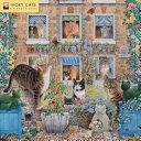 Ivory Cats Wall Calendar 2018 (Art Calendar)