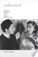 """""""Uninvited: Classical Hollywood Cinema and Lesbian Representability"""" by Patricia White"""