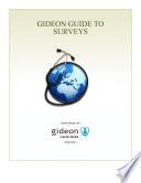 GIDEON Guide to Surveys Book