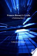 Frances Burney s Cecilia