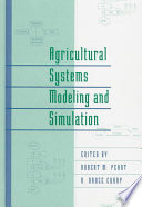 Agricultural Systems Modeling and Simulation
