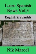 Learn Spanish News Vol 3