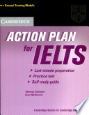 Action Plan for IELTS. General Training Module. Student's Book