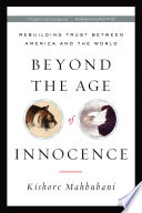 Beyond the Age of Innocence Book