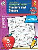 Learning Numbers and Shapes
