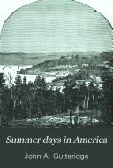 Summer Days in America