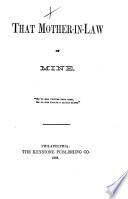The Mother In Law Pdf [Pdf/ePub] eBook