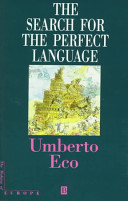 Pdf The Search for the Perfect Language