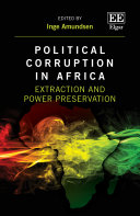 Pdf Political Corruption in Africa Telecharger