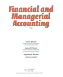 Financial & Managerial Accounting + Excel Applications for Accounting Principles + CengageNOWv2, 2-term Access