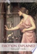 Emotion Explained
