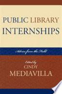 Public Library Internships
