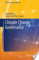 Climate Change Governance