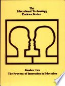 The Process of Innovation in Education Book