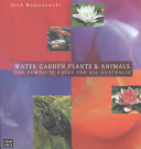 Water Garden Plants & Animals