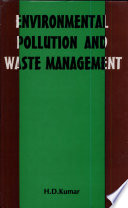 Environmental Pollution And Waste Management