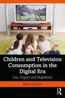 Children and Television Consumption in the Digital Era [Pdf/ePub] eBook