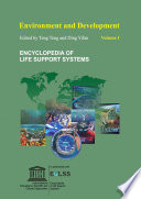 Environment and Development   Volume I Book