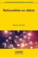 Pdf Rationalités en débat Telecharger