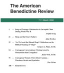 American Benedictine Review Preview