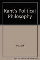 Kant s Political Philosophy