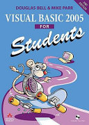 Cover of Visual Basic 2005 for Students