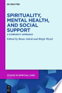 Spirituality, Mental Health, and Social Support