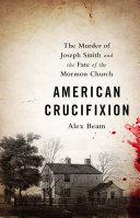 Pdf American Crucifixion