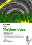 S. Chand's New Mathematics Class IX