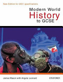 Modern World History to GCSE