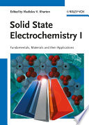 Solid State Electrochemistry I Book PDF