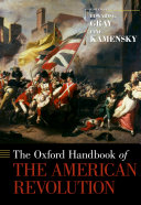 The Oxford Handbook of the American Revolution