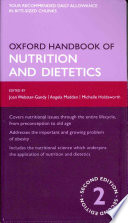 Oxford Handbook of Nutrition and Dietetics Book