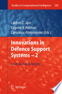 Innovations In Defence Support Systems 2 Book PDF