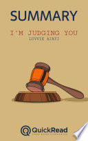 I   m Judging You by Luvvie Ajayi  Summary